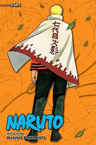 Naruto (3-in-1 Edition), Vol. 24: Includes vols....