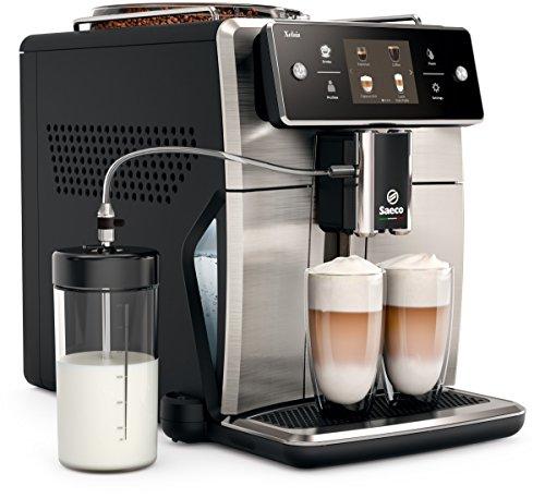 SAECO Xelsis: Máquina espresso Pantalla