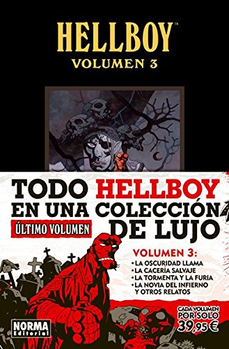 HELLBOY. EDICIÓN INTEGRAL VOL. 3