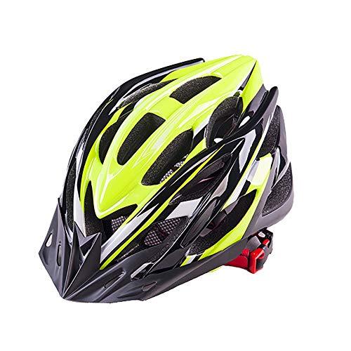 CFmoshu Specialized Fahrradhelm EPS-körper + PC-Schale MTB City Bike Helm Urban Fahrradhelm Abnehmbarem Visier Und Polsterung Für Erwachsene