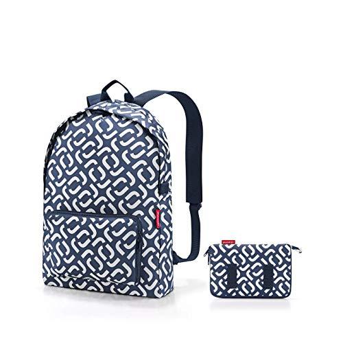 Reisenthel Mini Maxi rucksack-AP4073 blau One Size