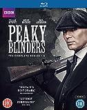 Peaky Blinders - Series 1-4 [Reino Unido] [Blu-ray]