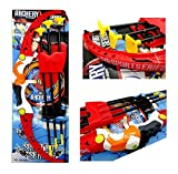 Toy Arena Good Quality Archery Set for Kids-Bow with 3 Suction Arrow