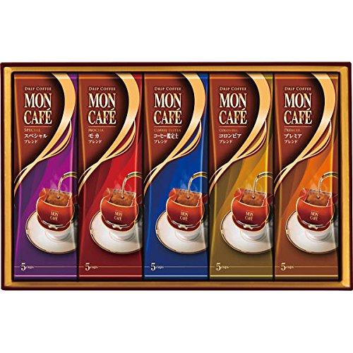 モンカフェ ドリップコーヒーギフト お中元お歳暮ギフト贈答品プレゼントにも人気