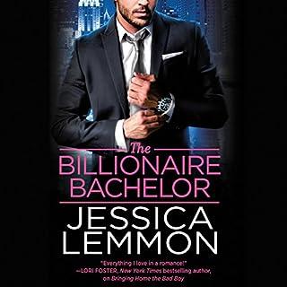 The Billionaire Bachelor cover art