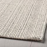 ✔ Il tappeto Ikea di qualità normale. Non è un tappeto di alta qualità ma il miglior prezzo. Dimensioni: 120 x 180 cm, colore bianco naturale ✔ Tappeto in cotone a tessitura piatta, 100% cotone riciclato. Restringimento: massimo 5%. lavaggio colorato...