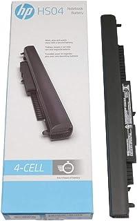 HP HS04 (N2L85AA) - Batería para portátil, Color Negro