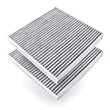 "AmazonBasics Cabin Air Filter - 9.45"" x 8.03"" x 1.42"", 2-Pack"