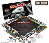 Harley Davidson Legendary Bikes Edition Monopoly Game