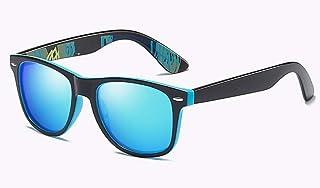 WSKPE Gafas De Sol Gafas De Sol Polarizadas De Marca De Moda De Diseño Clásico De