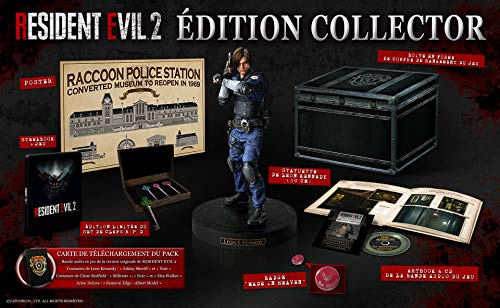 Resident Evil 2 : Edition Collector pour PS4