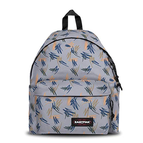 Eastpak PADDED PAK'R Zaino Casual, 40 cm, 24 liters, Multicolore (Scribble Local)