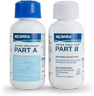 Aquamira - Chlorine Dioxide Water Treatment Two Part Liquid