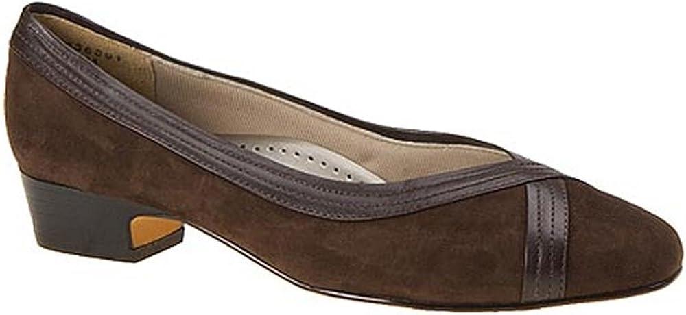 Mark Ranking TOP2 Lemp Classics Womens Vicki Our shop most popular Square Toe Classic Leather Pumps