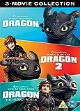 How To Train Your Dragon (Collection1-3) (4 Blu-Ray) [Edizione: Regno Unito] [Italia] [Blu-ray]