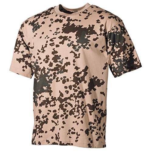 MFH US Army Herren Tarn T-Shirt (Tropentarn/L)