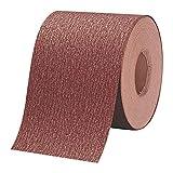Norton Lot de 2 rouleaux de papier abrasif 120 mm x 50 m H231 150