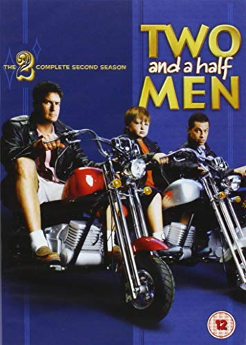 Two and A Half Men - Season 2 [STANDARD EDITION] [Import anglais]