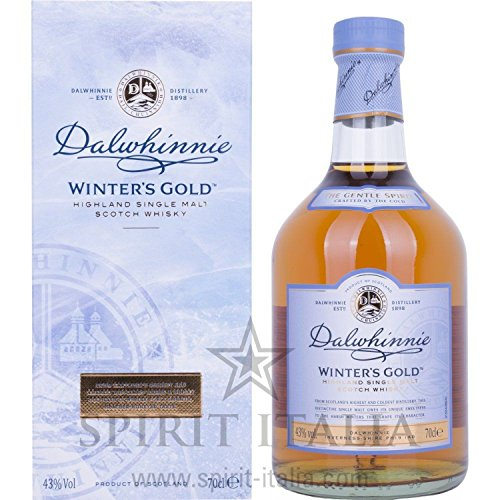 Dalwhinnie Winter's Gold GB 43,00% 0.7 l.