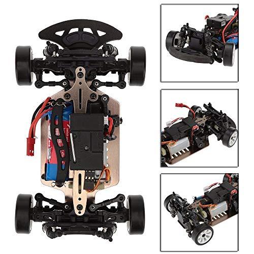 RC Auto kaufen Drift Car Bild 4: ZMH Hochgeschwindigkeits Auto 35Km H Fernbedienung 1 24 2,4 G Elektrisch Geb rsteter Motor RC Drift Car 4WD RTR RC Auto Geschenke Kinder Kids Boy*