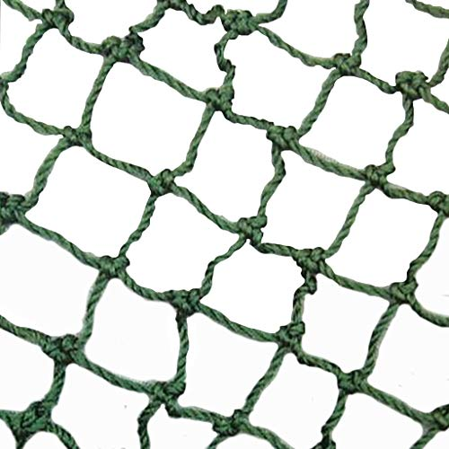 Great Price! FLYSXP Outdoor Sports Net Amusement Equipment Climbing Net Training Crawling Net Wall Protection Width 2.5M / 1M to 4M Length Child Safety net (Size : 2.5x4m)