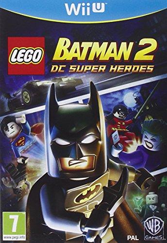 Nintendo LEGO BATMAN 2: DC Super Heroes Básico Wii U Alemán, Holandés, Inglés, Español, Francés, Italiano vídeo -...