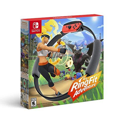 Ring Fit Adventure - Nintendo Switch (Renewed)