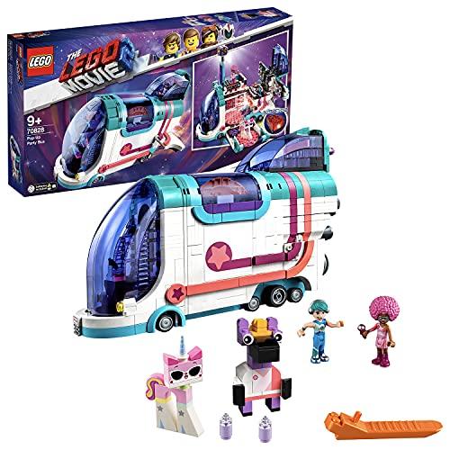 Lego 70828 Lego Movie Pop-Up-Party-Bus
