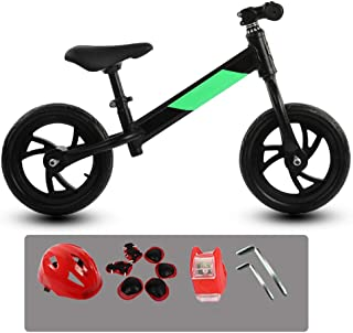 Balance Bike No-Pedal with air tires,Toddlers Walking Bicycle,EVA foam wheel, Glide and Go Training Bicycle for 2,3,4,5,6 ...