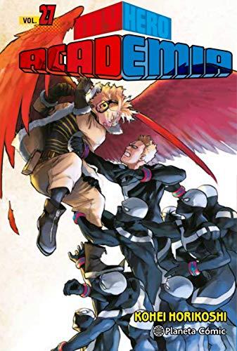 My Hero Academia nº 27 (Manga Shonen)