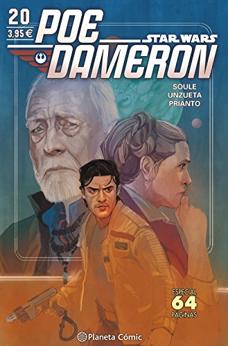 Star Wars Poe Dameron nº 20 (Star Wars: Cómics Grapa Marvel)