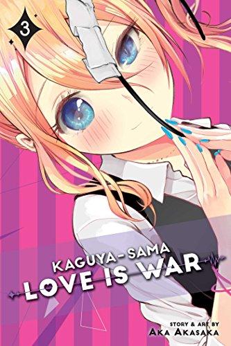 Kaguya-Sama: Love Is War, Vol. 3, 3