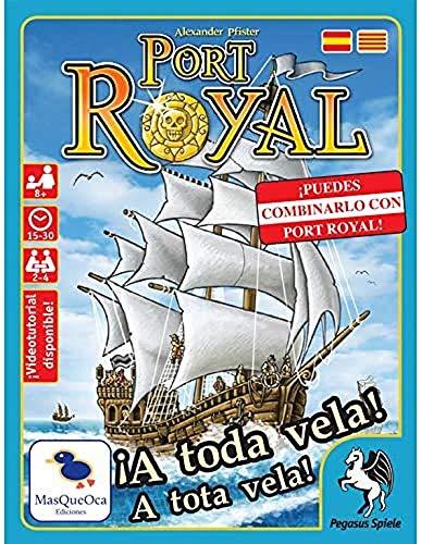 comprar juego de mesa Port Royal en línea