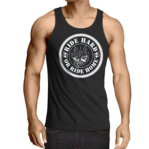 lepni.me N4688V vest Ride Hard! Biker Clothing