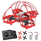 ATOYX Mini Drone RC Nano Quadcopter Best Drone for Kids and Beginners RC Helicopter Plane with Auto Hovering, 3D Flip, Headless Mode and Extra Batteries Toys for Boys and Girls