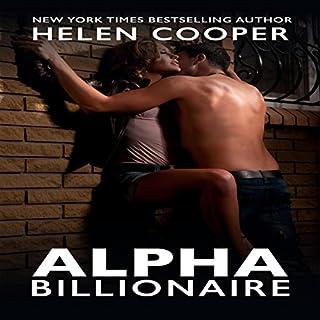 Alpha Billionaire audiobook cover art