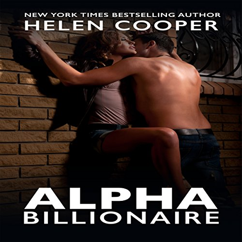 Alpha Billionaire audiobook cover art