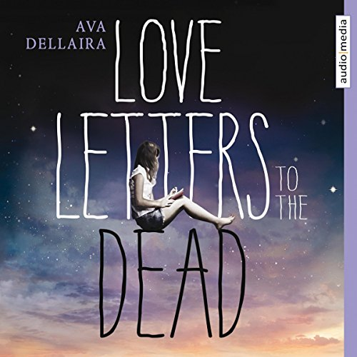 Love Letters to the Dead audiobook cover art