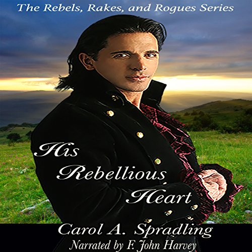 His Rebellious Heart cover art