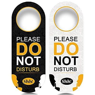 Amazon Promo Code Pack Do Not Disturb Door Hanger Sign Funny 09072021114422