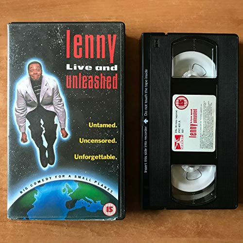 Lenny Live and Unleashed [VHS]