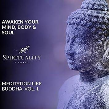 Awaken Your Mind, Body & Soul - Meditation Like Buddha, Vol. 1