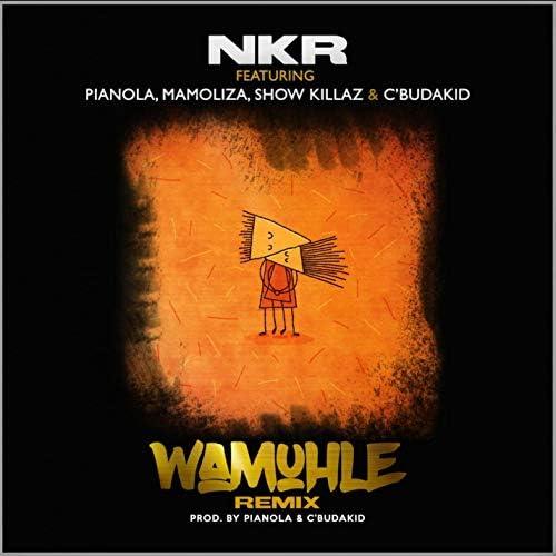 the NKR feat. Pianola_sa, Mamoliza, Showkillaz & Cbudakid