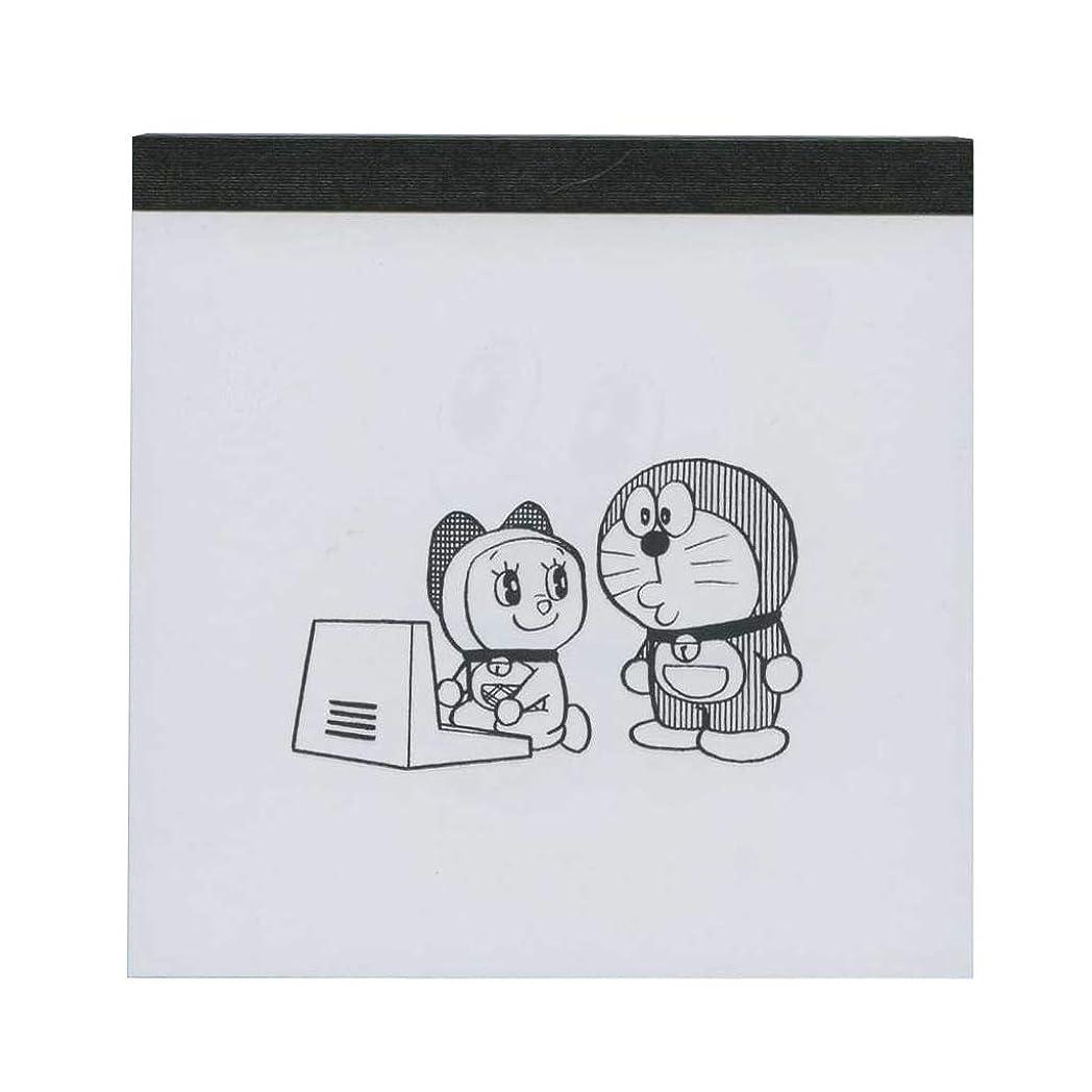 に変わるピック男ドラえもん メモパッドスクエア【ドラミ】 DG-038