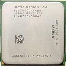 AMD Athlon 64 3000+ Venice 1.8GHz 512KB L2 Cache Socket 939 Single-Core Processor With FAN