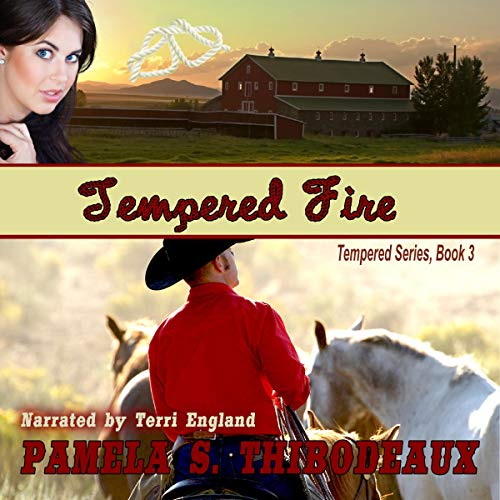 Tempered Fire audiobook cover art