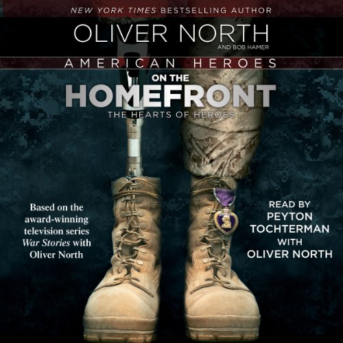 American Heroes on the Homefront audiobook cover art
