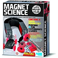 4M 4684M Kids Educational Toy Science Magnetic Kit