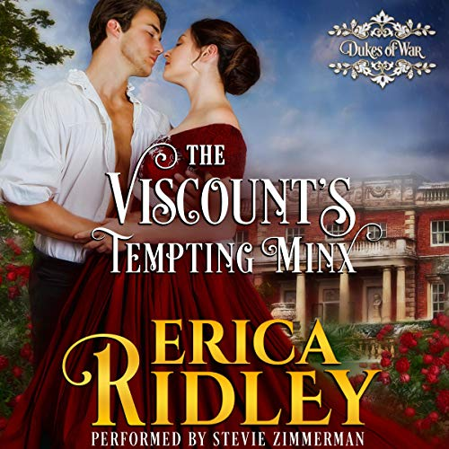 The Viscount's Tempting Minx Audiobook By Erica Ridley cover art