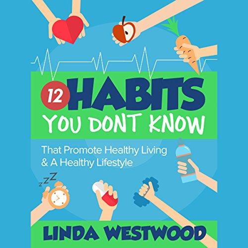 Healthy Living audiobook cover art